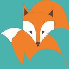Tessellation: Red Fox on Behance