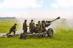 105mm Light Gun