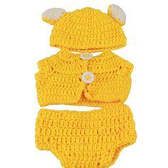 Resultado de imagem para vestido de croche  de inverno para boneca reborn