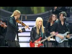 David Garrett & Orianthi ♪ Walk This Way (Aerosmith)