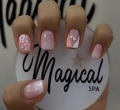 Short Square Acrylic Nails, Pink Nails, Pedicure, Nail Designs, Hair Beauty, Nail Art, Tattoos, Makeup, Work Nails