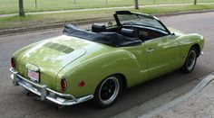 VW Karmann Ghia 1968 Maintenance of old vehicles: the material for new cogs/casters/gears could be cast polyamide which I (Cast polyamide) can produce
