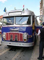 vintage bus ikarus | Ikarus Bus News, Information, Videos, Images