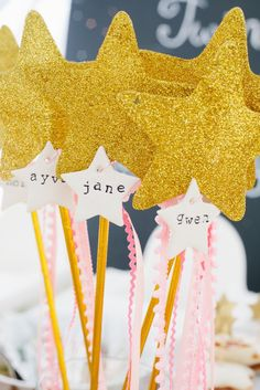 Twinkle Twinkle Little Star 1st Birthday Party   POPSUGAR Moms