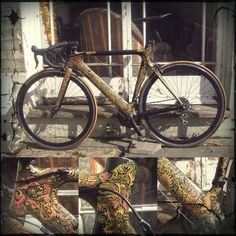 a bicycle that can tell fables