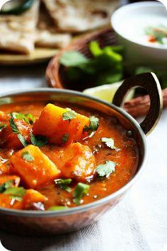 Bombay Bataka (potato curry)