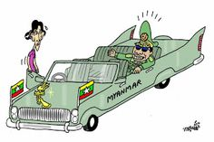 Kerry B. Collison Asia News: Myanmar's battalions of fortune-tellers and numero...