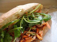 favorite...vietnamese sandwich