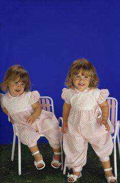 Full House - Ashley and Mary Kate Olsen, 1988