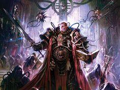 Art, FFG, Inquisitor Lord