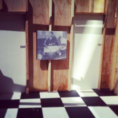 Thru The Trapdoor exhibition at On Main Gallery April 22nd #interactive #installation #vancouver