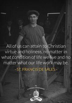 St. Frances de Sales