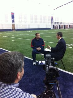Jim Holder interview Coach Freeze for our Focus show.