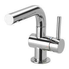 SVENSKÄR Bath faucet with strainer, chrome plated chrome plated -