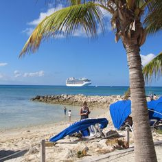Princess Cay.. We will be there this winter :-)