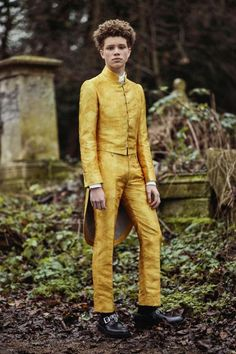 Male Fashion Trends: Alexander McQueen Fall-Winter 2017 Collection