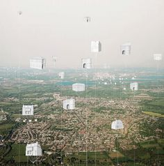 LONDON / Weightless ✪ - LCLAOFFICE Luis Callejas Landscape Urbanism Architecture