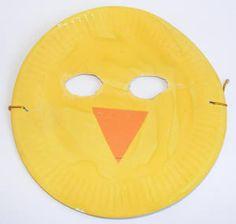 Chick Mask