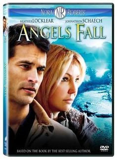 The first of the Lifetime movies, Nora Roberts' Angels Fall debuted January 29, 2007 with Heather Locklear as Reece Gilmore, a woman who travels to Wyoming to escape memories of a gunman's attack. Johnathon Schaech plays Brody, the mystery writer with whom she becomes involved.