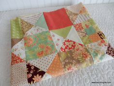 My Scrappy Quilt Sew Along Finish | A Quilting Life - a quilt blog