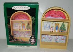 Hallmark Keepsake The Nutcracker Ballet Christmas Ornament W/ Display Stage NIB