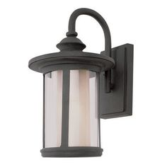 Trans Globe Lighting 40040 BK 1-Light Coach Lantern, Black by Trans Globe Lighting. $111.51. Vintage double glass outdoor landscape collection with round glass shades and 4 bars. Made of weather resistant cast aluminum and powder coated. Great style.. Save 19%!
