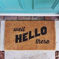 such a doormat