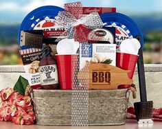 5 Summer Themed Gift Basket Ideas For Under 25 Crafts