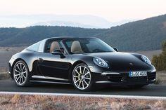 Porsche 911 Targa foto's - Auto foto's op AutoWeek.nl