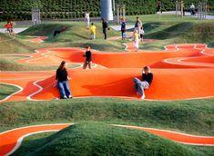 Landscape Architecture: Rainer Schmidt Landschaftsarchitekten Location: BUGA garden show 2005 in Munich, Germany