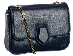Coccinelle Minibag London Blu - Abendtasche   Clutch
