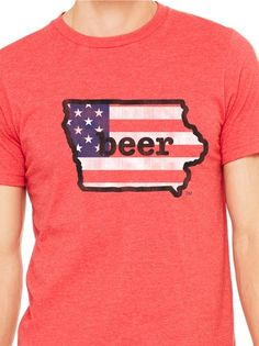 FREE SHIPPING - This is the perfect way to show off your patriotism this summer. These shirts are very soft and will quickly become your favorite.This updated unisex essential fits like a well-loved favorite, featuring a crew neck, short sleeves and designed with superior combed and ring-spun cotton.