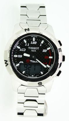 9fb77a5d08c Tissot T-Touch II Titanium T047.420.44.207.00 T0474204420700 Gents  Watch  Tissot
