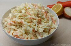Bayaz Lahana Salata Tarifi Beyaz lahana salatası genelde fast food restoranlarında coleslaw ismiyle satılan bir salata çeşidi.Aslında oldukça kolay ve az malzemeyle yapıldığı için....