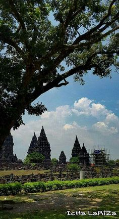 Candi Prambanan, Yogyakarta - Indonesia