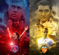 Champions League 2013 - PSG vs Valencia