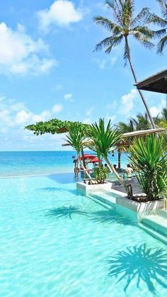 Pool… Jetsetter Daily Moment of Zen: Anantara Rasananda Resort in Koh Samui, Thailand Vacation Destinations, Dream Vacations, Vacation Spots, Cruise Vacation, Places Around The World, The Places Youll Go, Places To See, Koh Samui, Samui Thailand