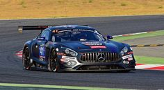 Mercedes AMG GT3 / Wim de Pundert / Brice Bosi / Bernd Schneider / Maximilian Buhk / HTP Motorsport GmbH