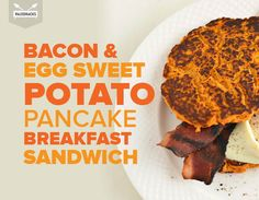 It's like a healthy version of the Mcgriddle sandwich!