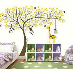 kinderzimmer poster set giraffe und elefant (din a4 matt ... - Wandtattoo Kinderzimmer Grun
