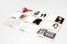'New Truth' book by FISCHERSPOONER. Design by Homework.