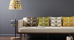 Orla Kiely lighting on promotion at ACHICA.com until Monday 6 October 2014: http://achica.com/promotion/orlakielyhome/