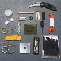 Survival Kit - 15 Tools | design3000.de