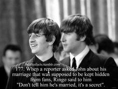 My favorite Beatle is tied between Ringo and George.