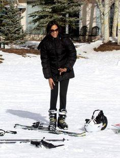 Celebs head to Aspen for the holidays