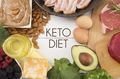 """It's everywhere you look, but have you stopped and asked, """"Is the Keto diet safe?"""" Keep reading for some fad free, evidence based advice on going keto. High Fat Foods, High Fat Diet, Low Carb Diet, Diet Recipes, Healthy Recipes, Diet Desserts, Starting Keto Diet, Diets For Beginners, Keto Diet Plan"""