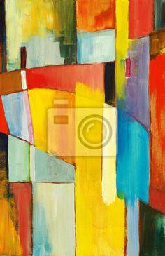 """Vinilos """"diseño, cubrir, artístico - una pintura abstracta"""" ✓ Amplia selección de los materiales ✓ Ajustaremos el producto a tu medida ✓ ¡Comprueba las opiniones de nuestros clientes!"""