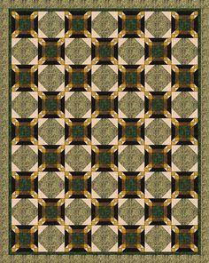 Quilt Blocks: Picnic Time Quilt Block Pattern