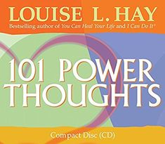 All Louise hay books + audio101 Power Thoughts: Louise Hay: 0656629673523: Amazon.com: Books