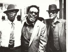 Pinetop Perkins, Jimmy Rogers, Hubert Sumlin